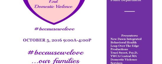 Domestic Violence Awareness Month Conference